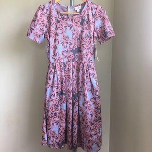 2/$15 ☀️ New LulaRoe Amelia Dress